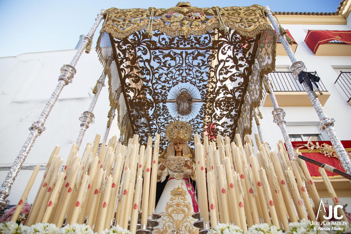 Patrocinio – Miercoles Santo Jerez 2017 (3)