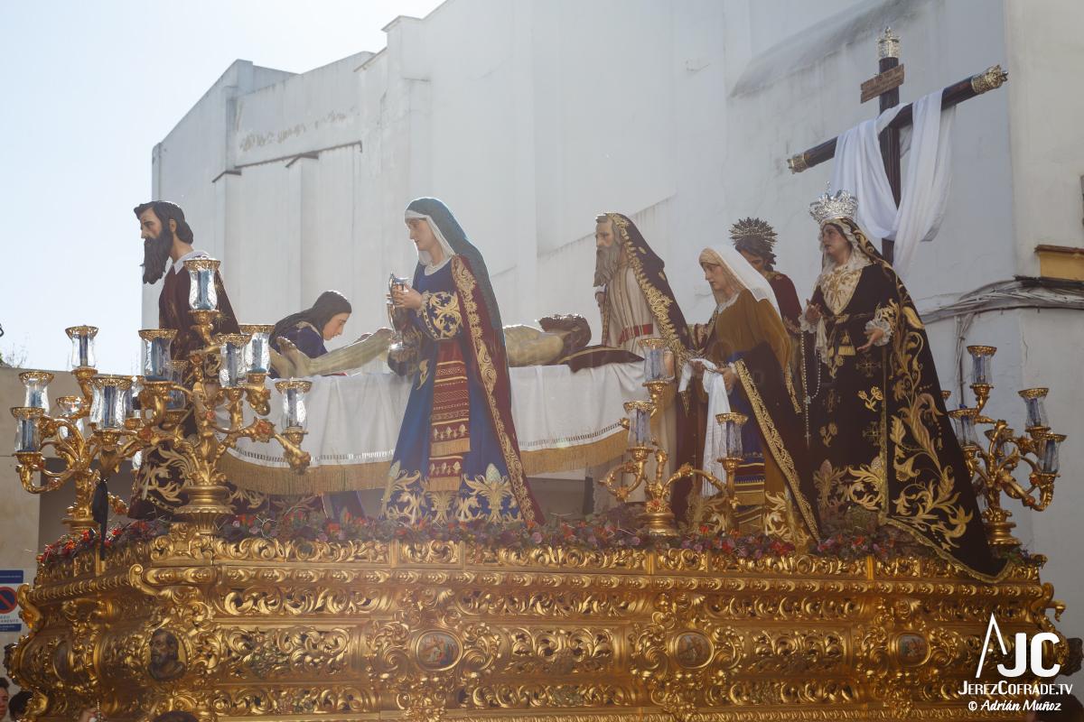 Santa Marta – Miercoles Santo Jerez 2017 (2)