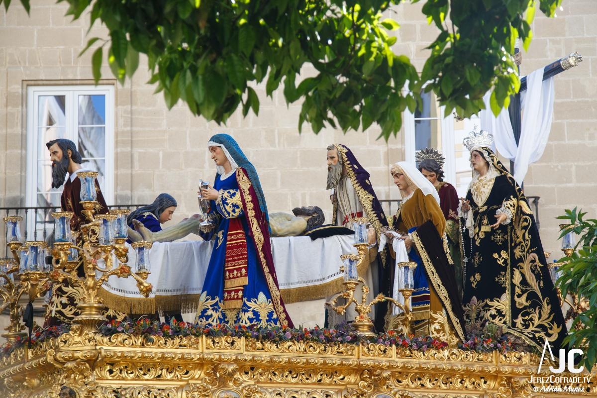 Santa Marta – Miercoles Santo Jerez 2017 (3)