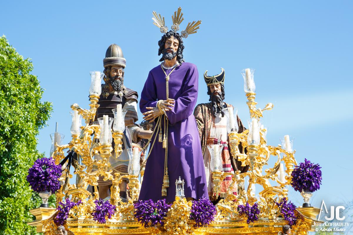 Soberano Poder – Miercoles Santo Jerez 2017 (1)