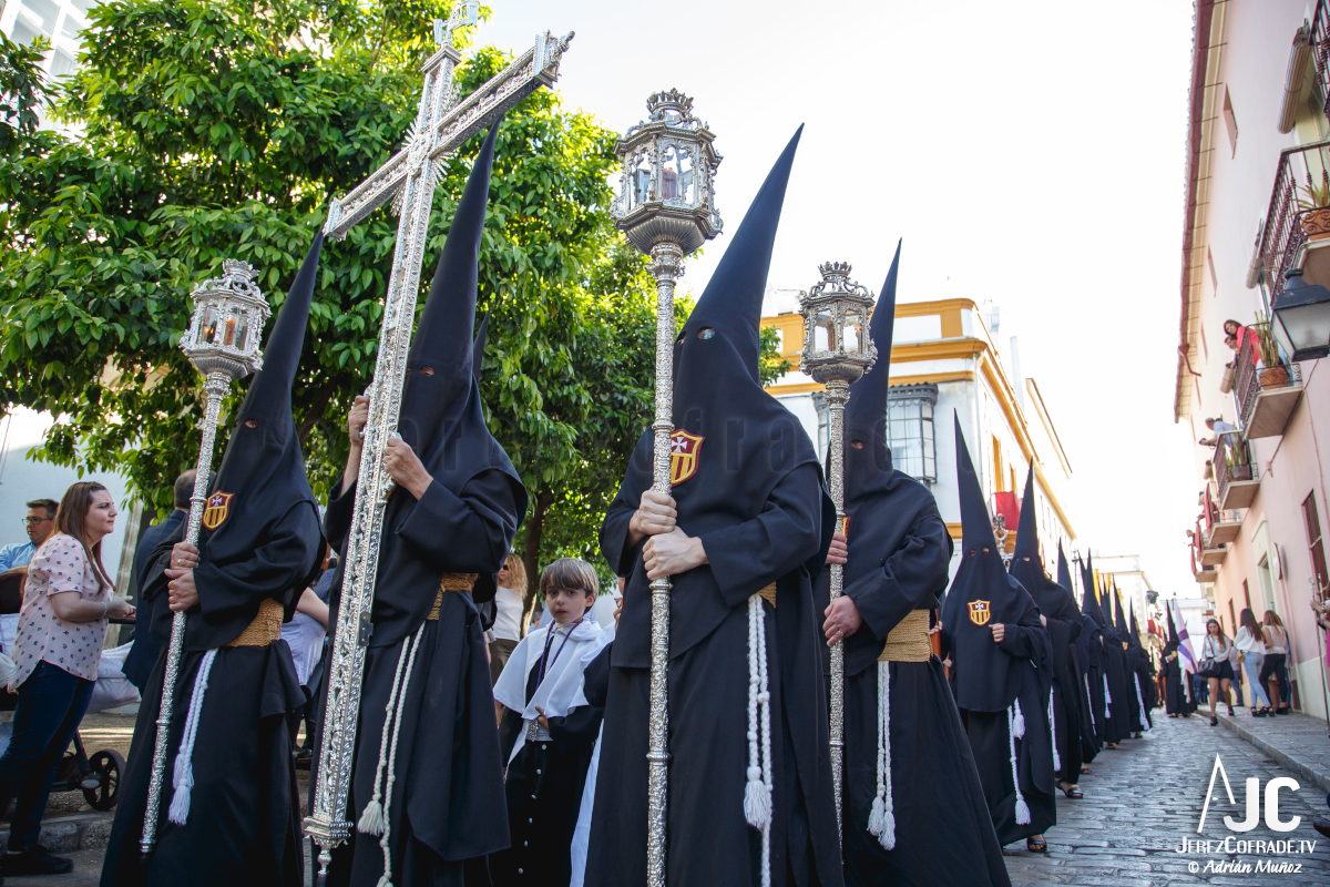 Tres Caidas – Miercoles Santo Jerez 2017 (1)