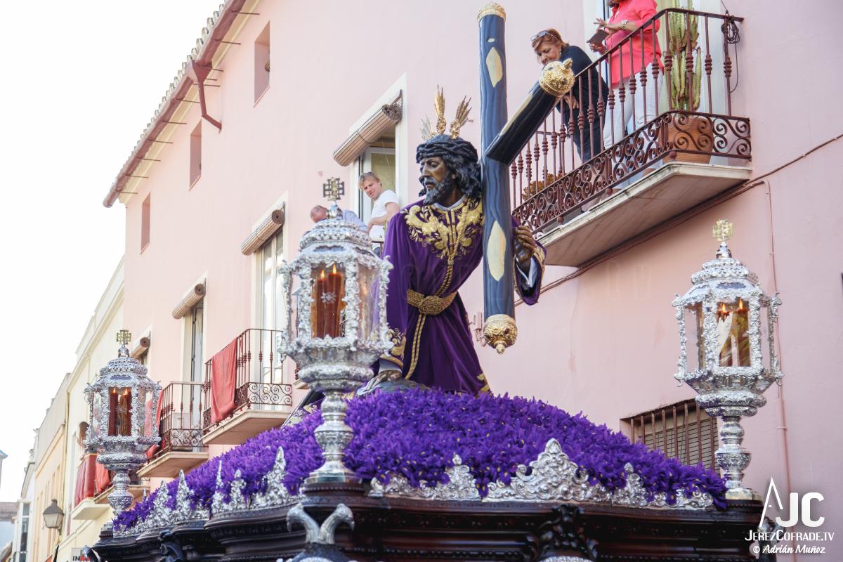 Tres Caidas – Miercoles Santo Jerez 2017 (4)