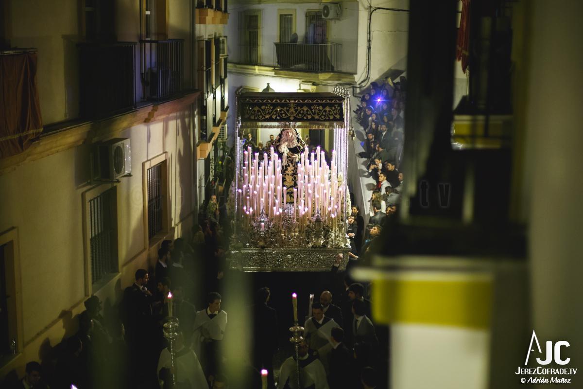 Las Lagrimas – Jueves Santo Jerez 2017