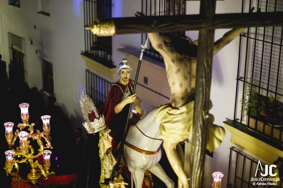 Sagrada Lanzada – Jueves Santo Jerez 2017