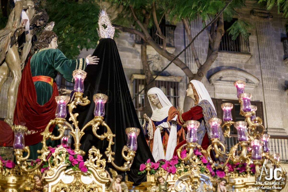 Descendimiento – Viernes Santo Jerez 2017 (7)
