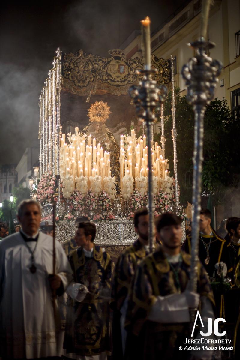 Esperanza de la Yedra – Noche de Jesus 2017 (1)