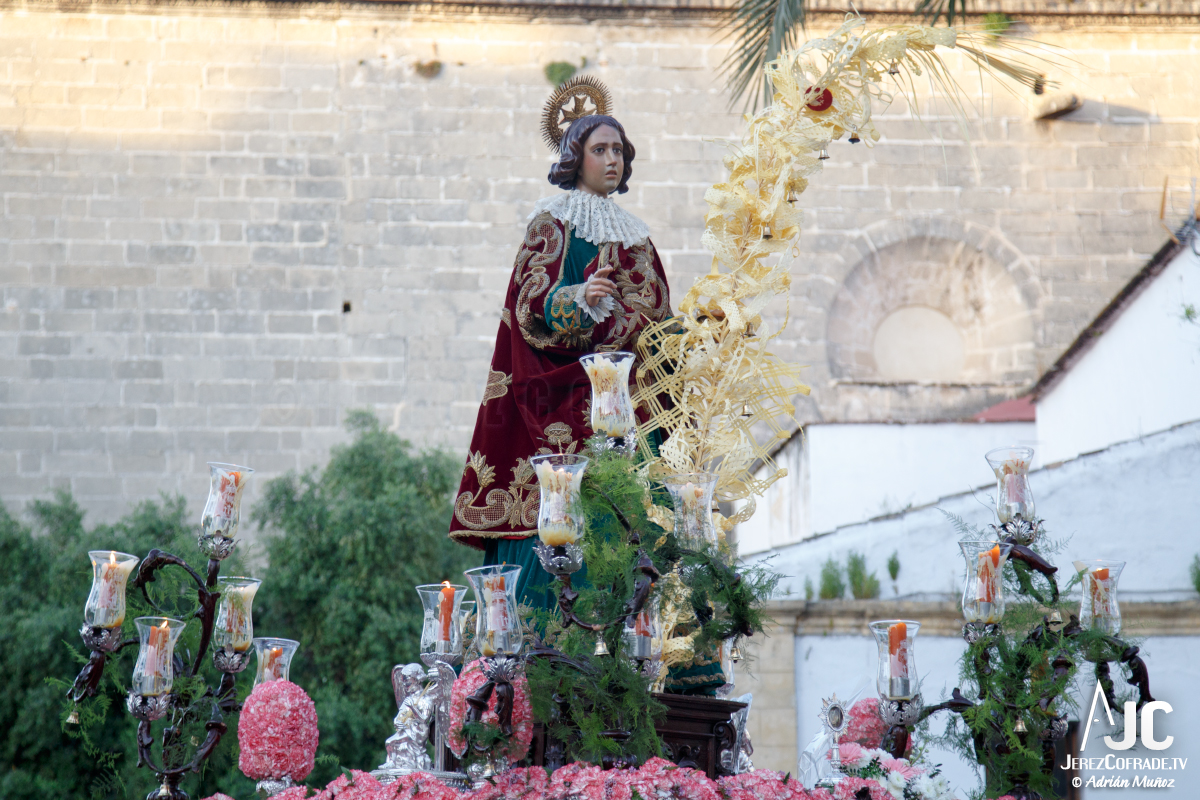 Juanillo El Cristo – Viernes Santo Jerez 2017