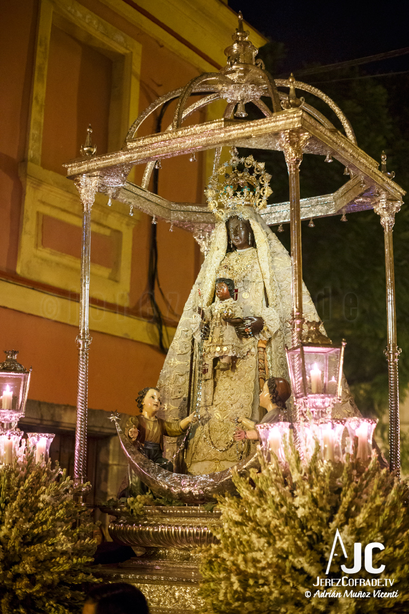 Procesion Virgen de la Merced – Jerez 2017 (11)