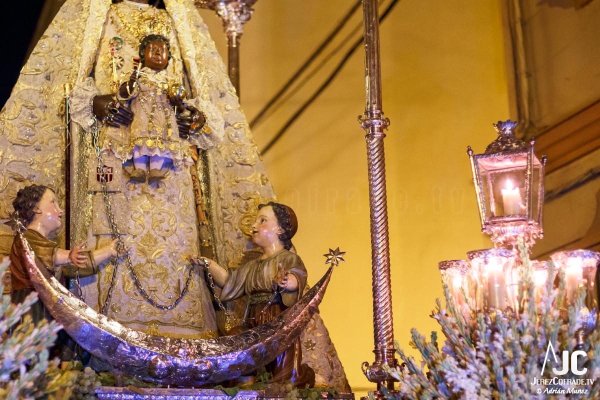 Procesion Virgen de la Merced – Jerez 2017 (12)
