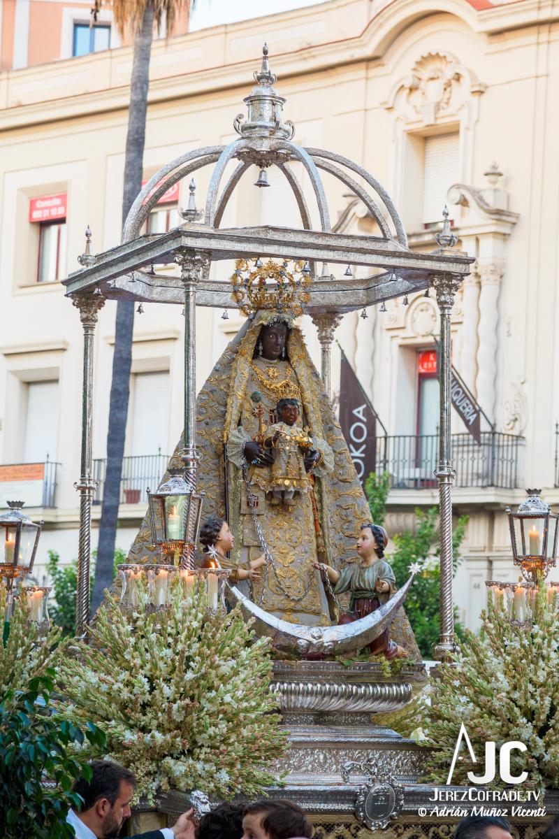 Procesion Virgen de la Merced – Jerez 2017 (2)