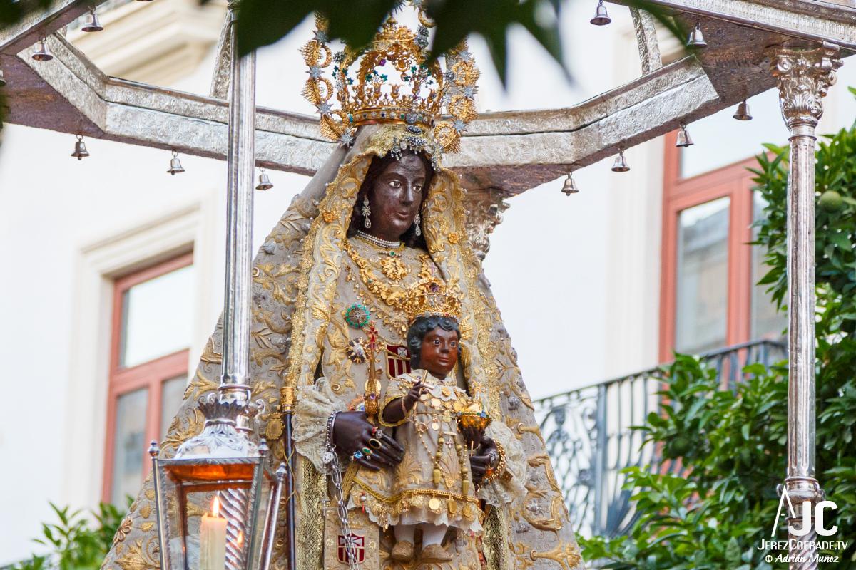 Procesion Virgen de la Merced – Jerez 2017 (4)