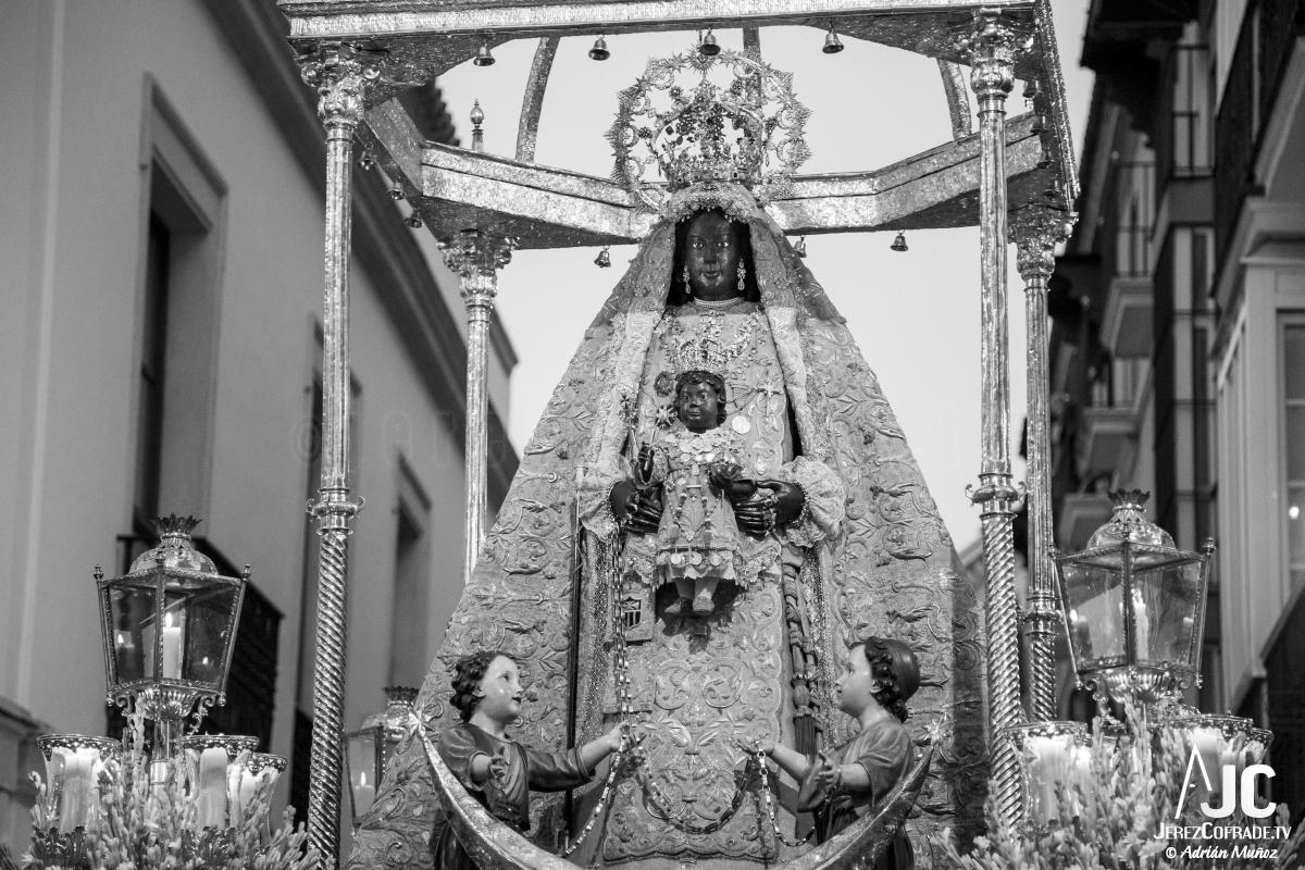 Procesion Virgen de la Merced – Jerez 2017 (6)