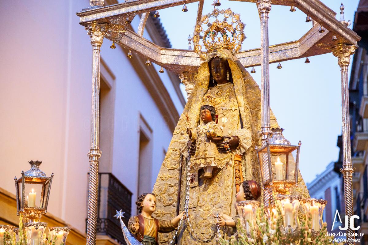 Procesion Virgen de la Merced – Jerez 2017 (7)