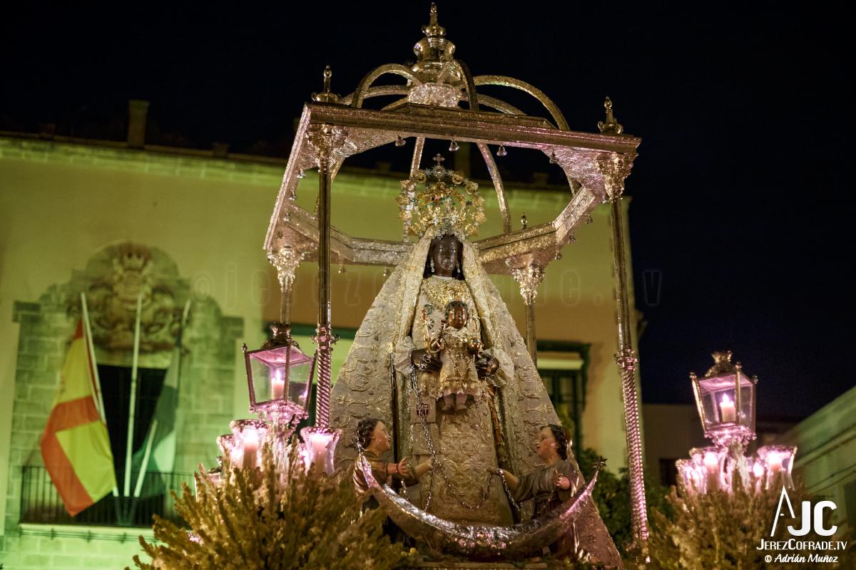 Procesion Virgen de la Merced – Jerez 2017 (9)