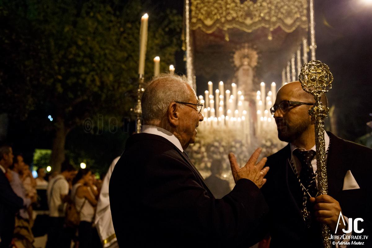 Procesión Extraordinaria Medalla Oro Piedad Barca – Jerez 2017 (8)