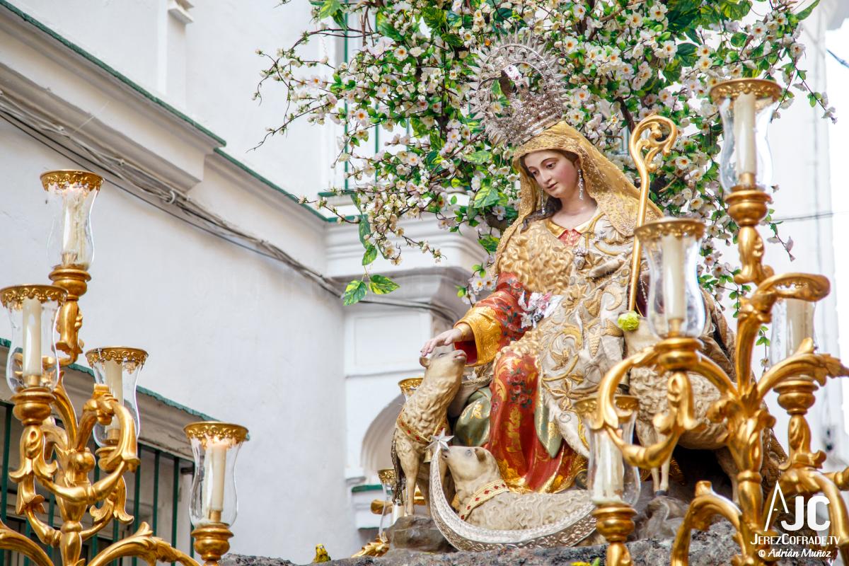 Procesion Pastora de Capuchinos – Jerez 2017 (12)