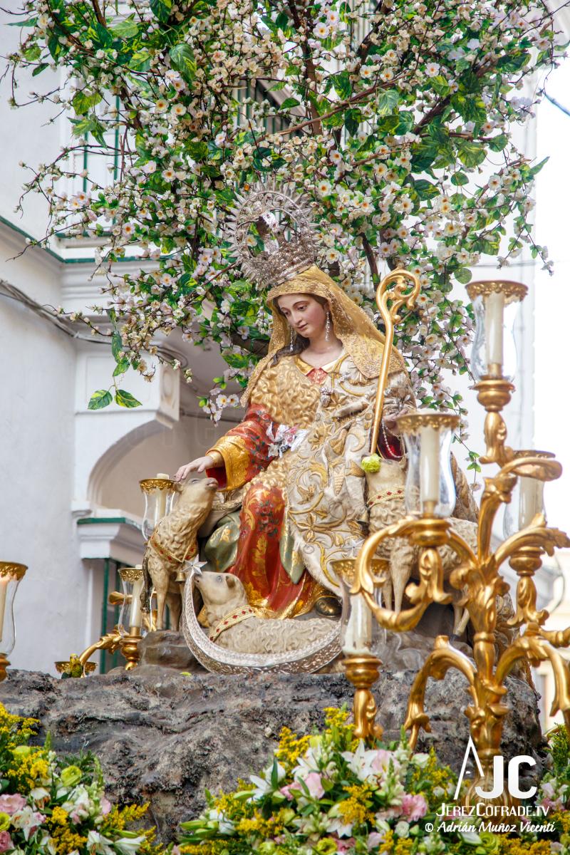 Procesion Pastora de Capuchinos – Jerez 2017 (2)