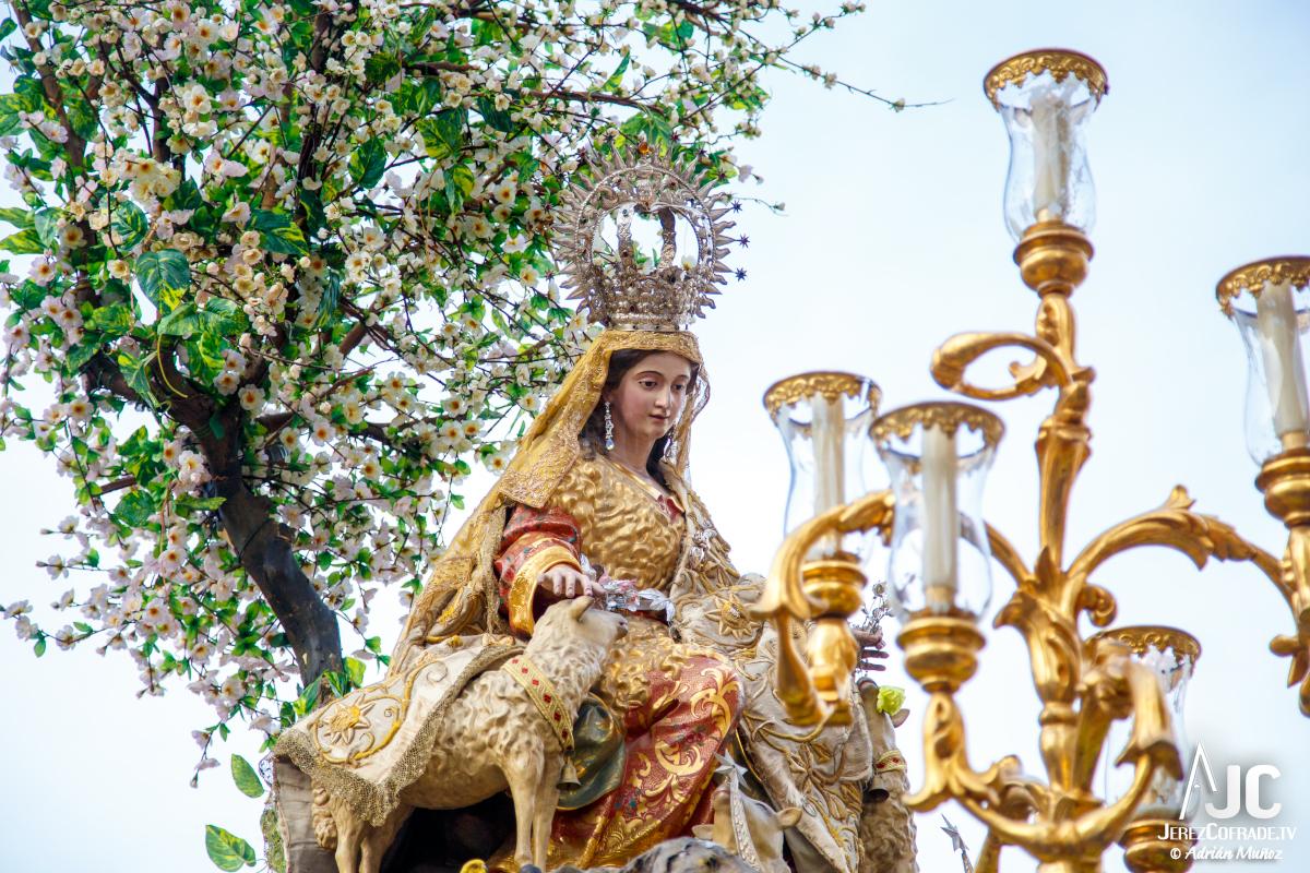 Procesion Pastora de Capuchinos – Jerez 2017 (5)