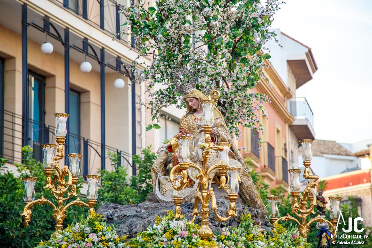Procesion Pastora de Capuchinos – Jerez 2017 (6)