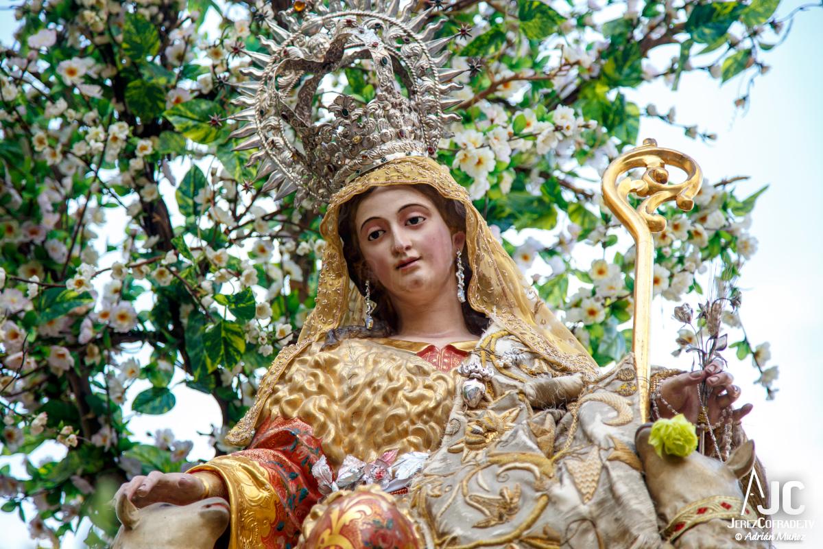 Procesion Pastora de Capuchinos – Jerez 2017 (7)