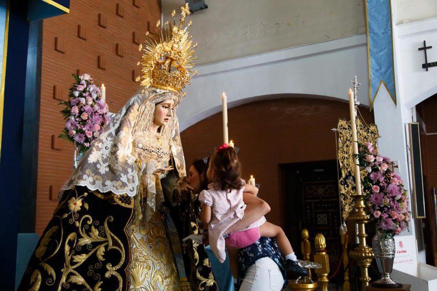 La Concepción, en Las Viñas / Cristo García