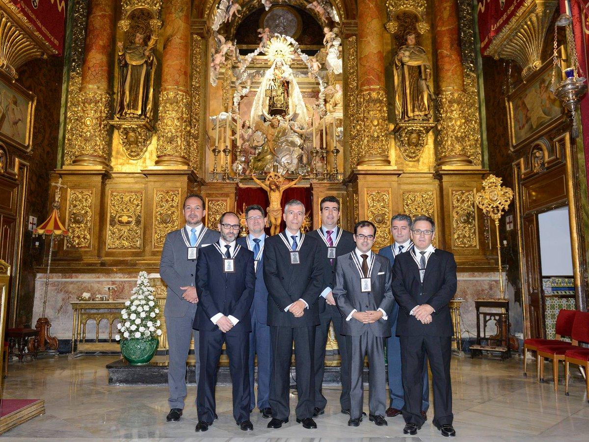 Junta de Gobierno Hermandad del Carmen