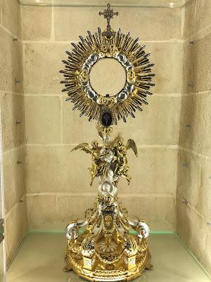 Custodia Sacramental Santiago
