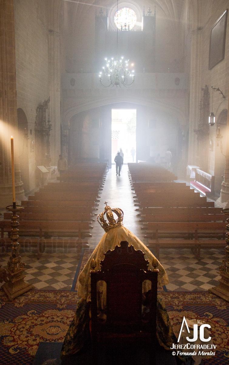 Besamanos Maria Stma. de la Paz y Concordia Gloriosa – Inmaculada Jerez 2017 (1)