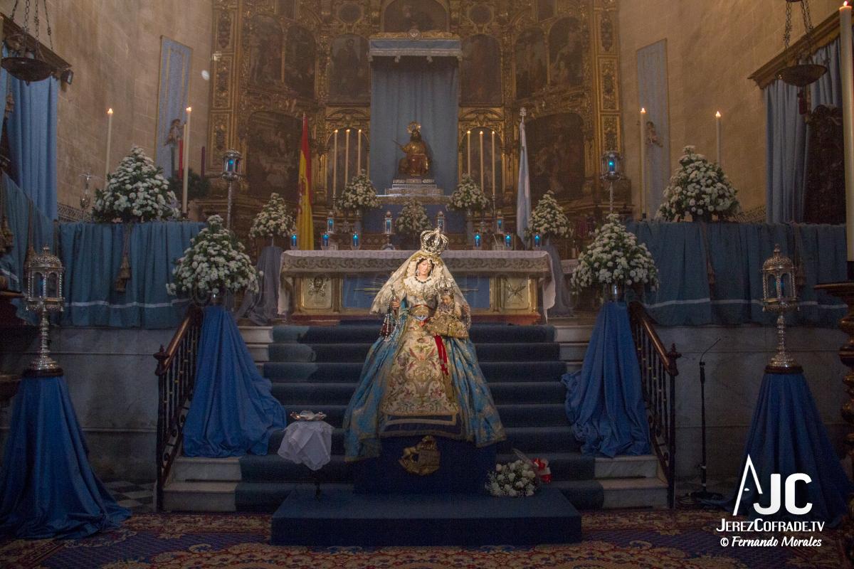 Besamanos Maria Stma. de la Paz y Concordia Gloriosa – Inmaculada Jerez 2017 (2)