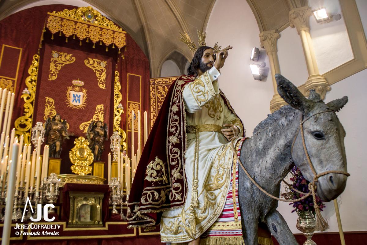Besapies Cristo Rey – Jerez 2017 (2)
