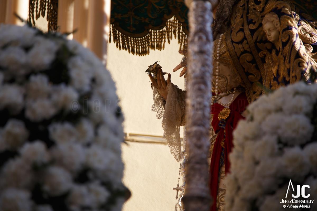 Extraordinaria Amargura Ida Catedral Jerez 2017 (10)