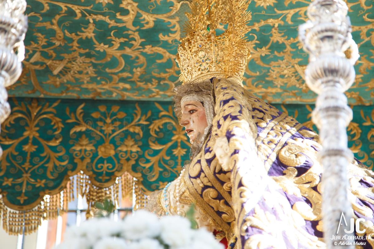 Extraordinaria Amargura Ida Catedral Jerez 2017 (11)