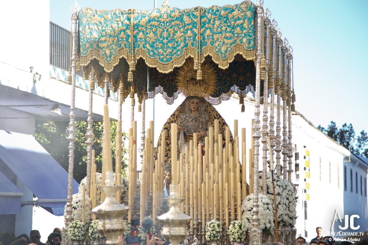 Extraordinaria Amargura Ida Catedral Jerez 2017 (3)