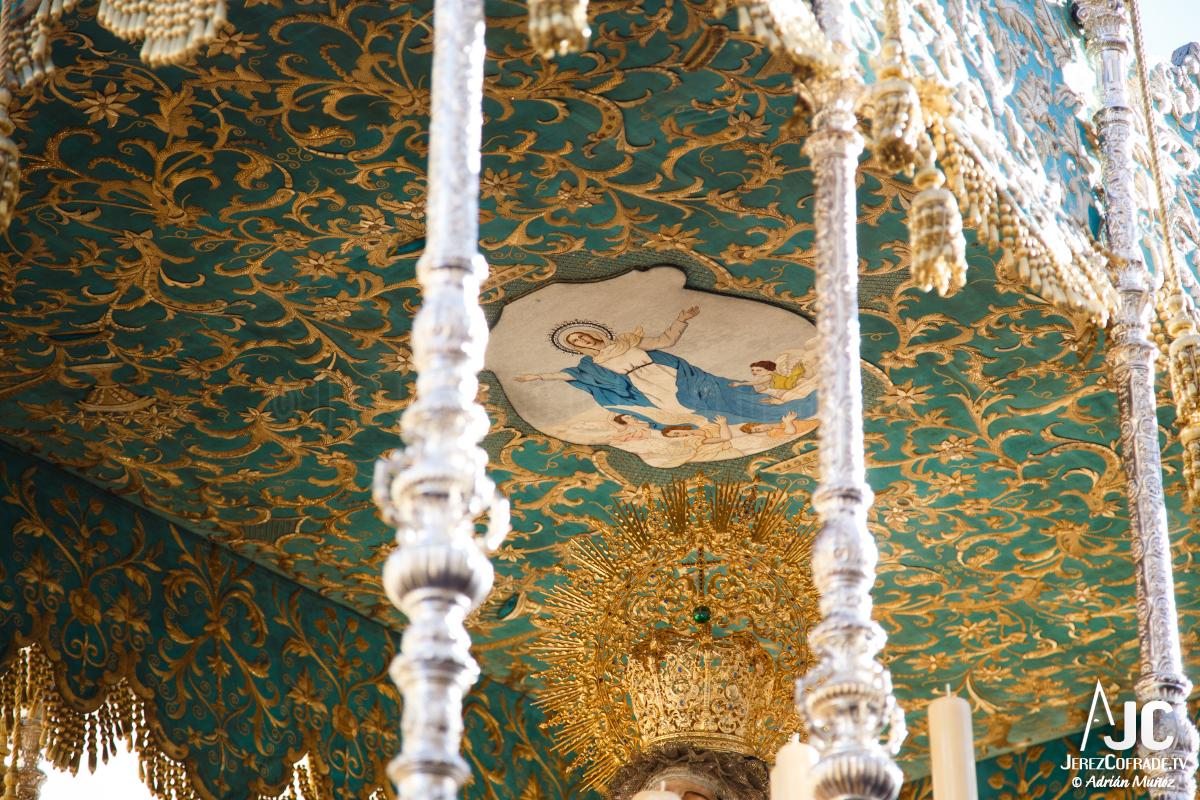 Extraordinaria Amargura Ida Catedral Jerez 2017 (9)