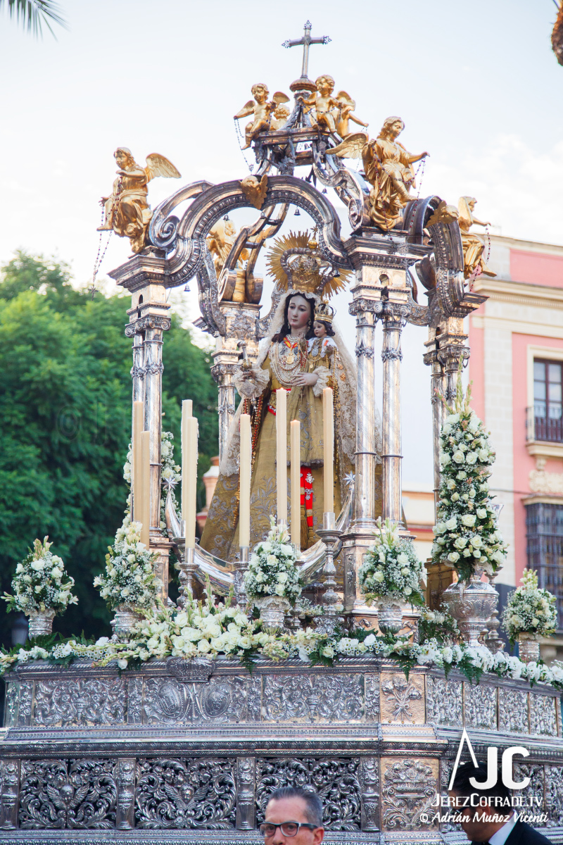Procesion Rosario de Montaneses Jerez 2017 (5)