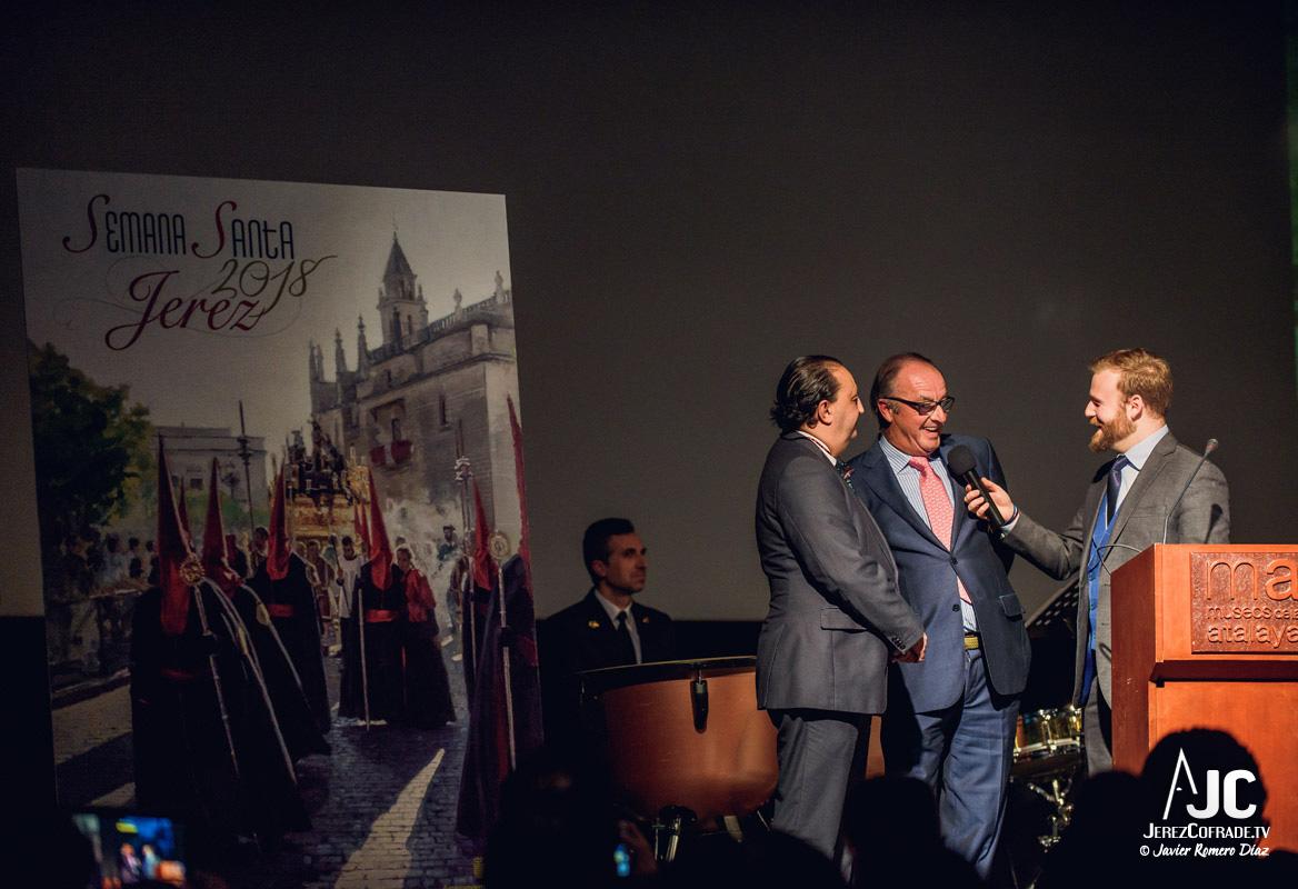 009 – Cartel Semana Santa Jerez 2018