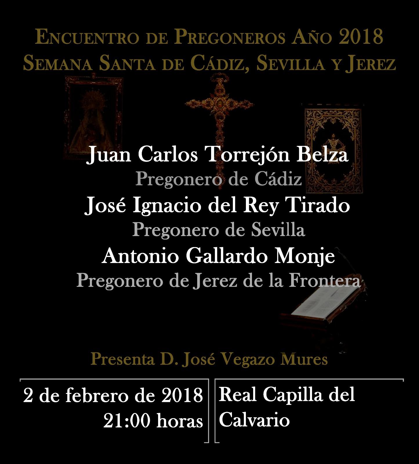 Encuentro de Pregoneros 2018