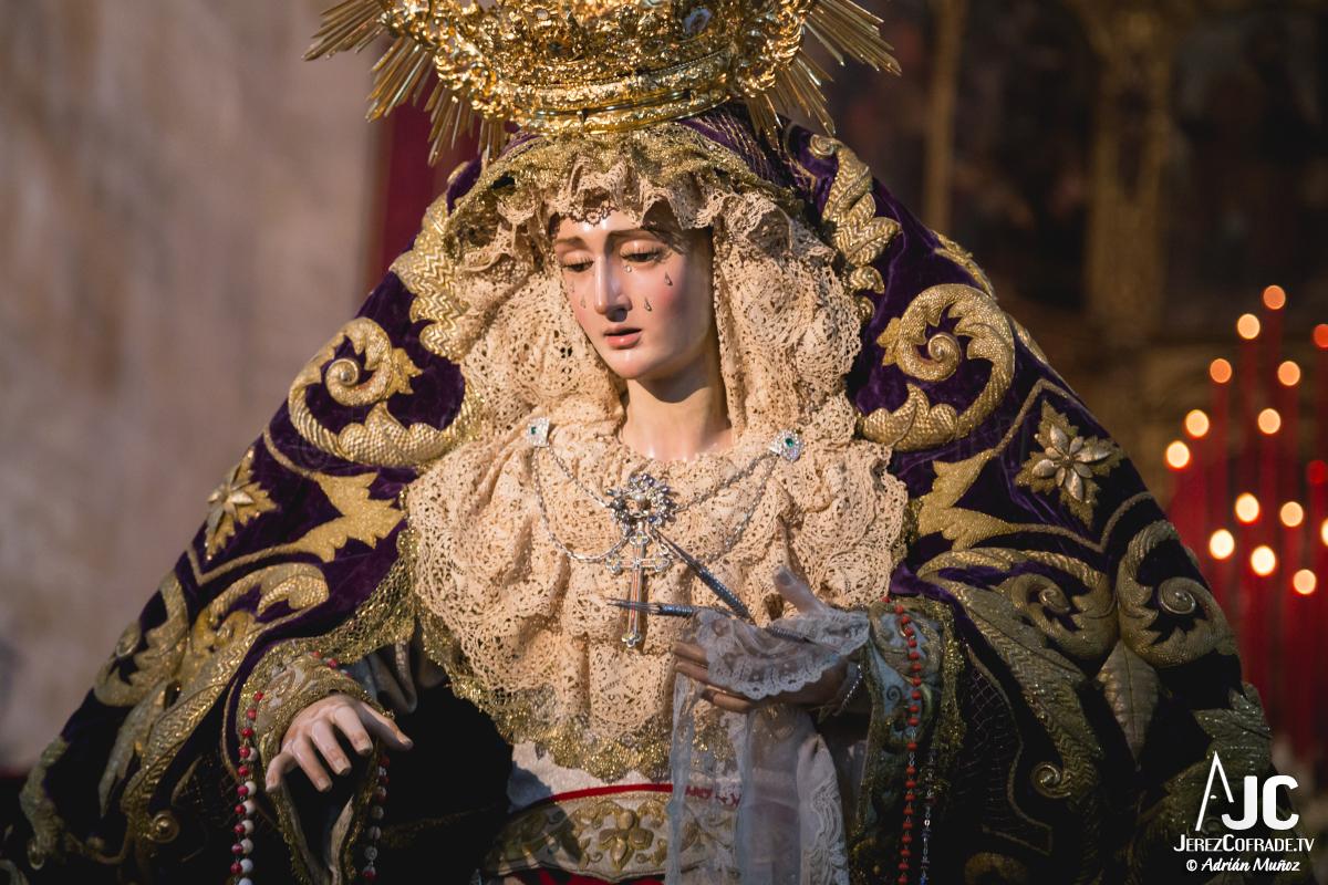 Besamanos a Maria Stma. de la Paz y Concordia – Jerez 2018 (1)