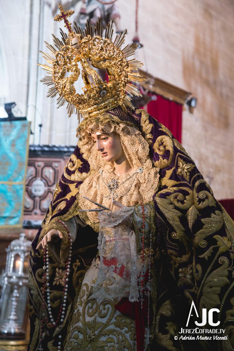 Besamanos a Maria Stma. de la Paz y Concordia – Jerez 2018 (10)