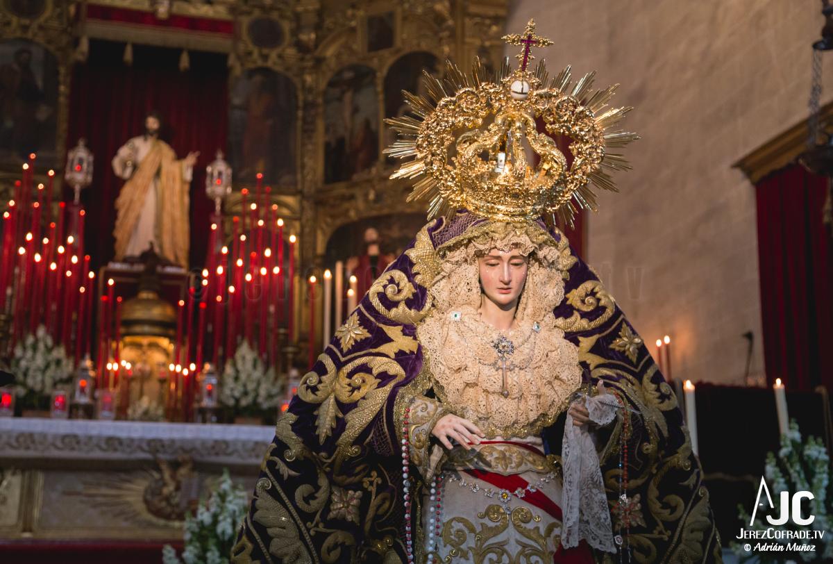 Besamanos a Maria Stma. de la Paz y Concordia – Jerez 2018 (5)