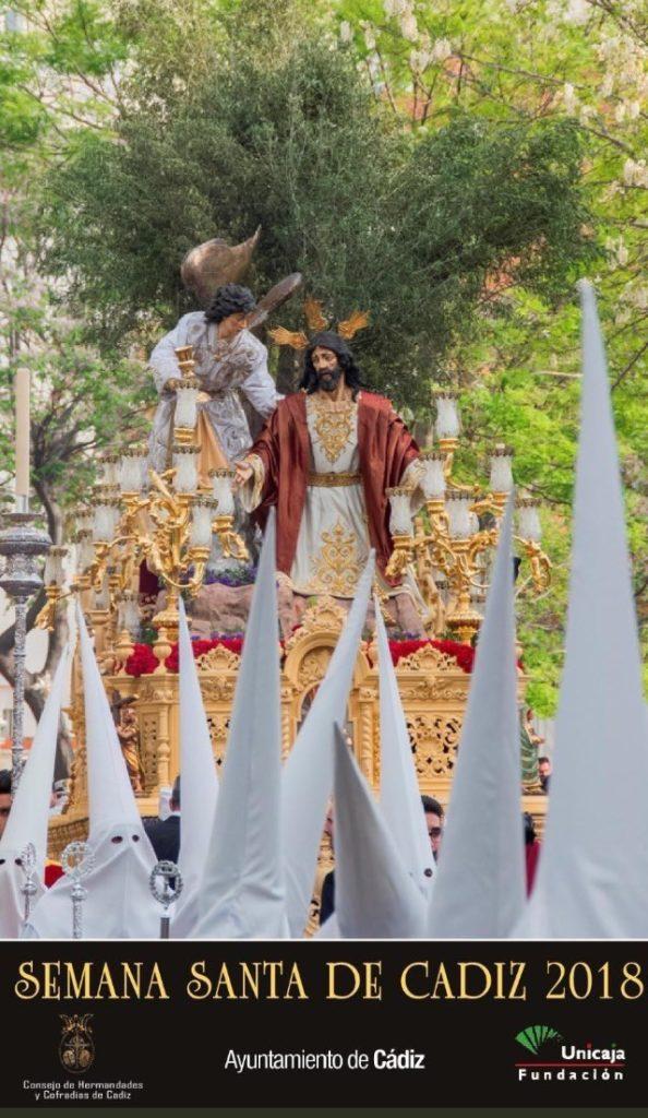 Cartel Semana Santa Cádiz 2018