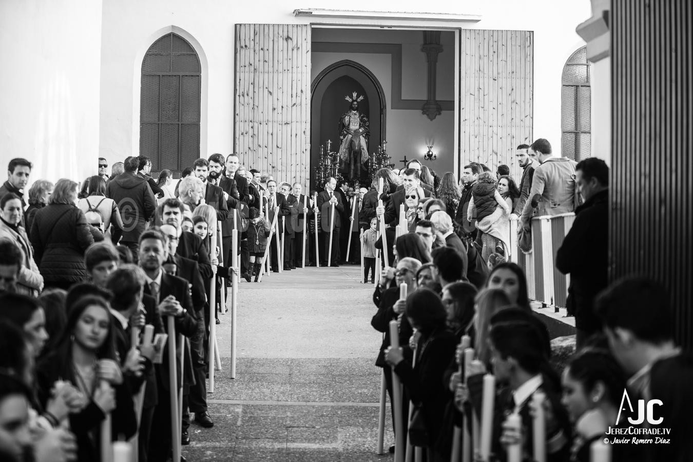 001- Via Crucis Union de Hermandades – Cristo Rey – Jerezcofrade