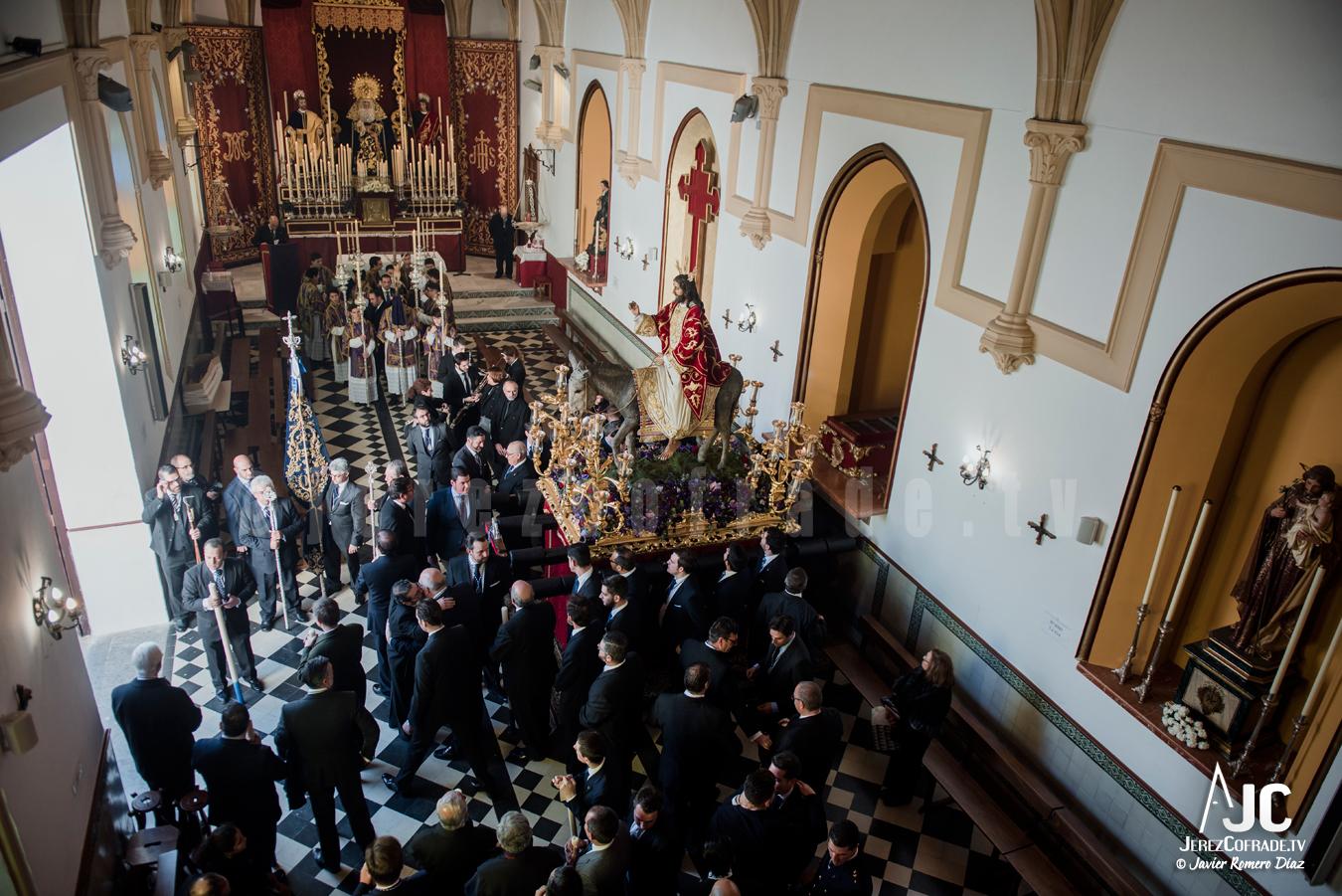 002- Via Crucis Union de Hermandades – Cristo Rey – Jerezcofrade