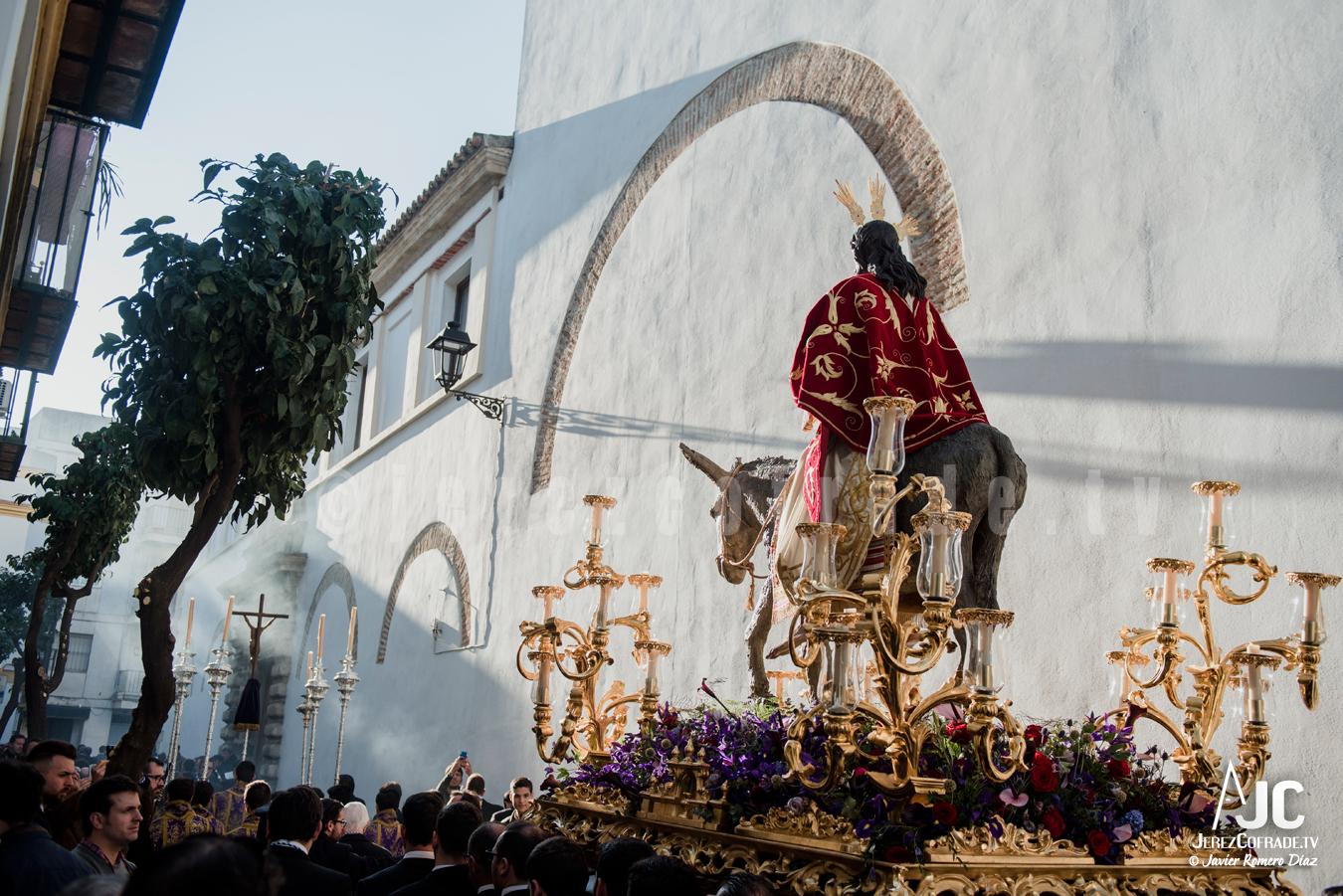 003- Via Crucis Union de Hermandades – Cristo Rey – Jerezcofrade