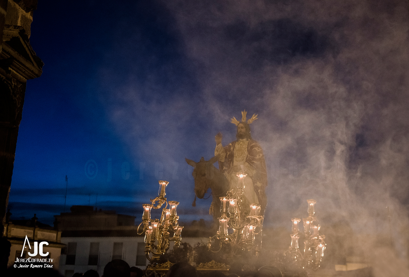 006- Via Crucis Union de Hermandades – Cristo Rey – Jerezcofrade
