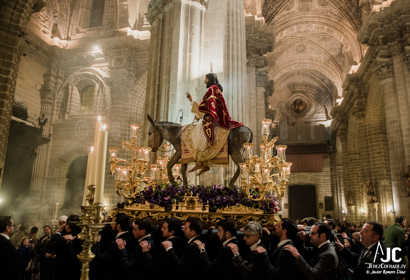 007- Via Crucis Union de Hermandades – Cristo Rey – Jerezcofrade