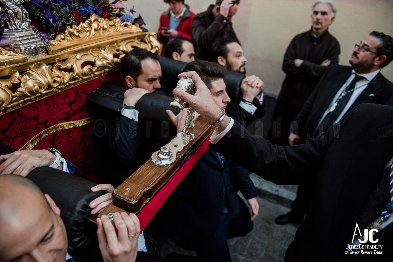 008- Via Crucis Union de Hermandades – Cristo Rey – Jerezcofrade