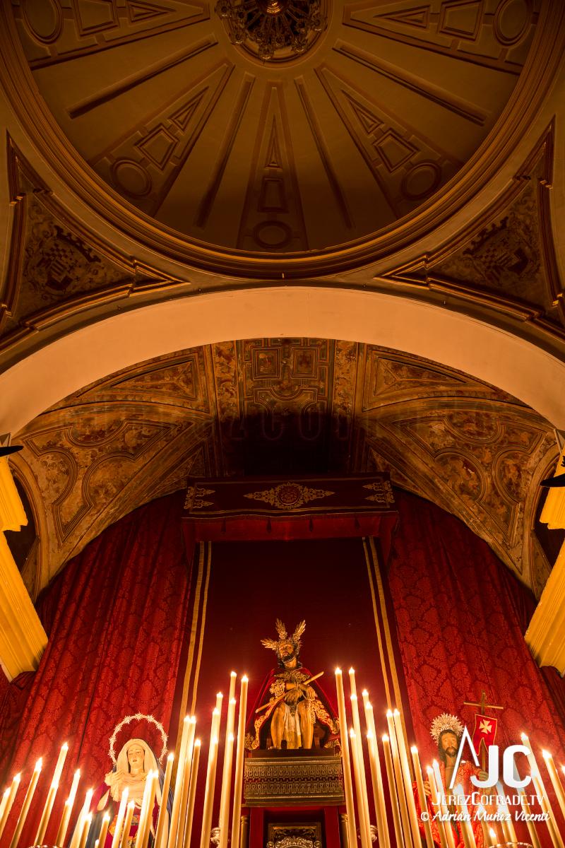 Altar A la Luz de las Velas Coronacion 2018 (1)