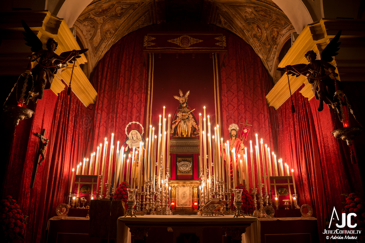 Altar A la Luz de las Velas Coronacion 2018 (2)