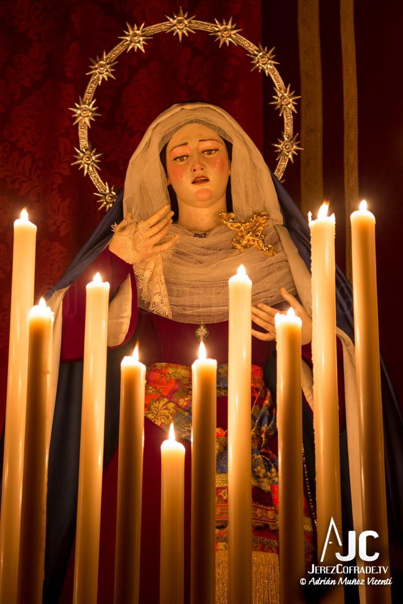 Altar A la Luz de las Velas Coronacion 2018 (4)